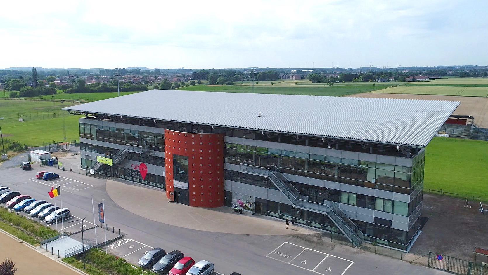 L'Union de Tournai inscrit le Varenne comme stade principal à l'Union Belge