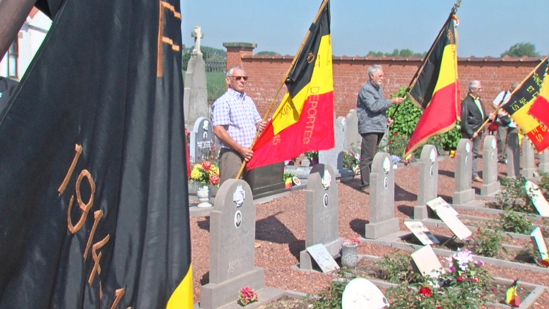 Commémoration du 7 juillet 1944