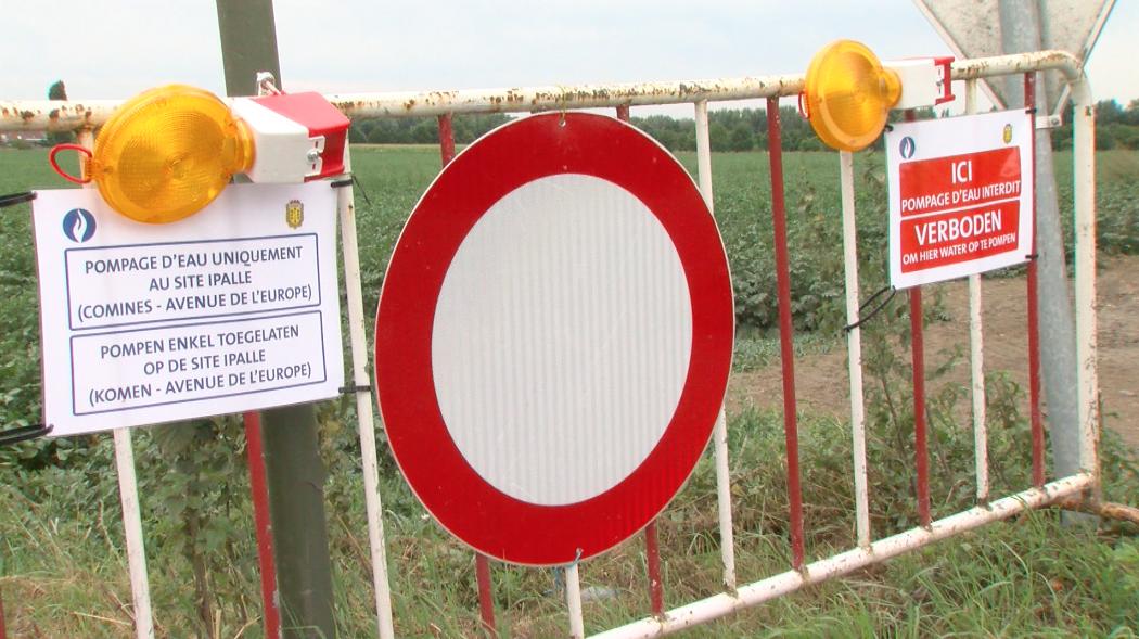 Pompage non-autorisé dans la Lys: le directeur des voies hydrauliques se défend