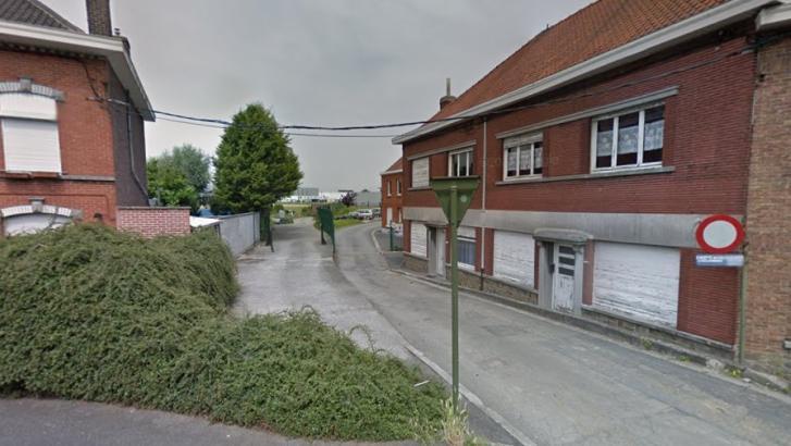 Un incendie criminel ravage une maison à Herseaux