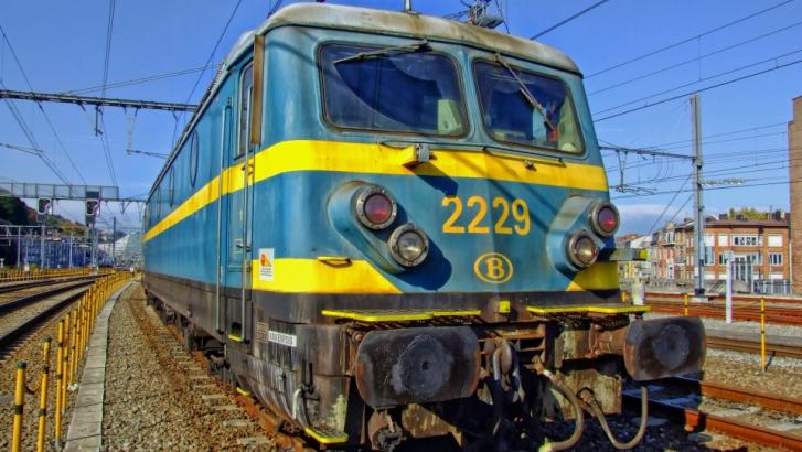 """9 trains sur 10 """"à l'heure"""" sur la ligne Tournai - Bruxelles"""