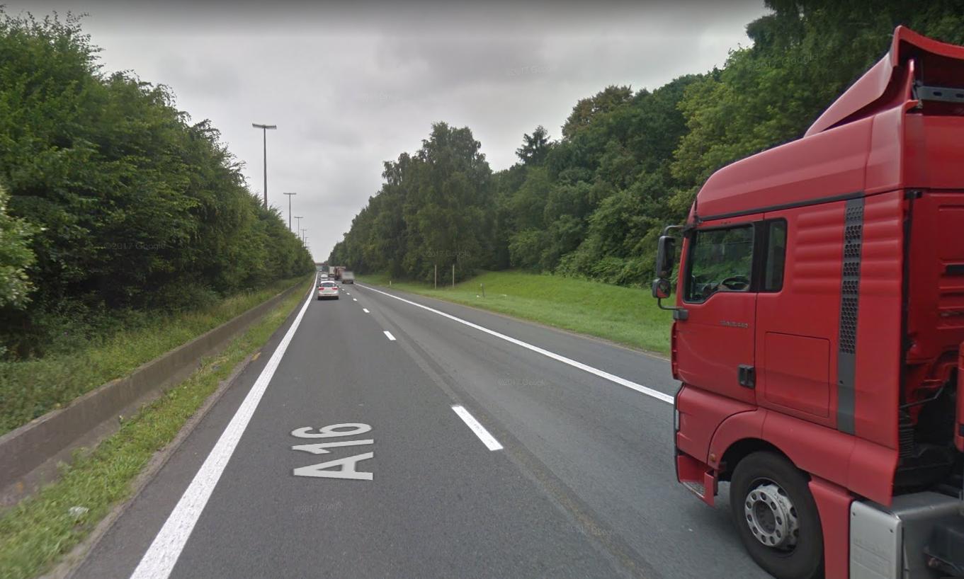 L'E42 fermée début septembre entre Hautrage et Roucourt