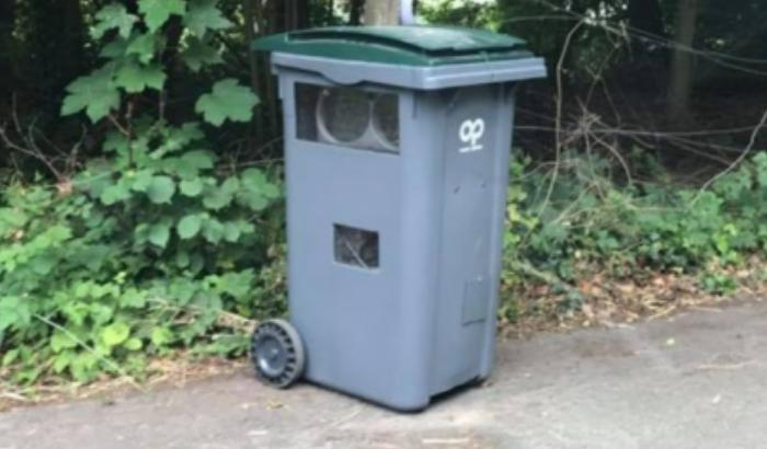 """La police de Comines a acheté un """"radar-poubelle"""""""