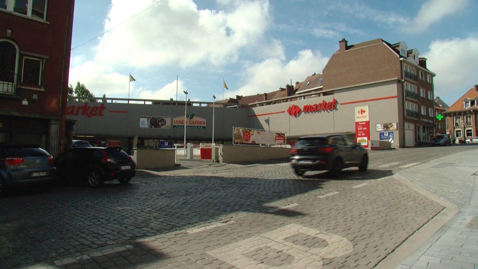 Le Carrefour market du centre ville bientôt rasé ?
