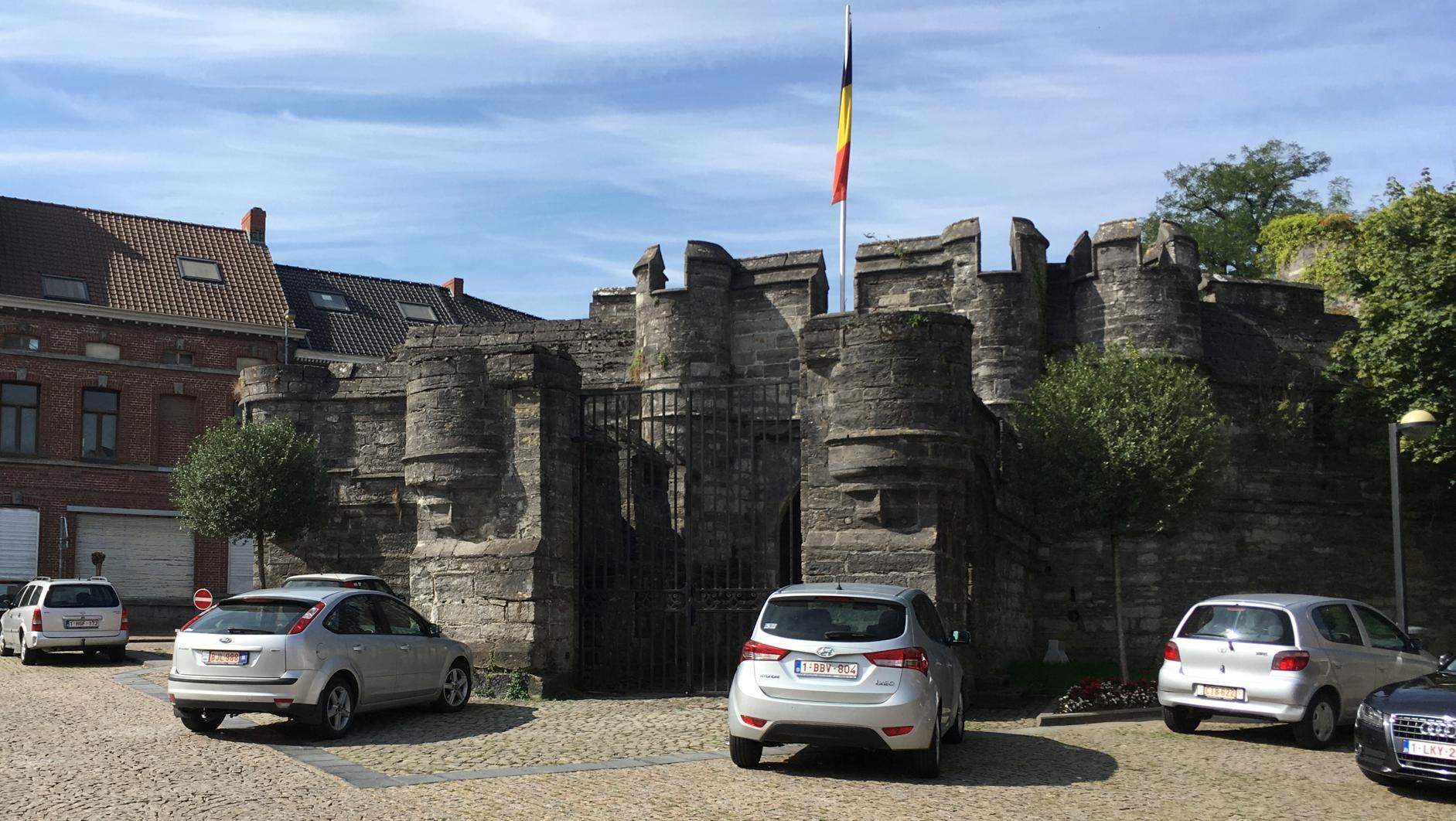 Le château d'Antoing rouvrira ses portes aux visiteurs ce dimanche
