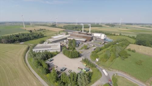 900.000 euros pour la dalle de compostage de déchets verts de l'incinérateur