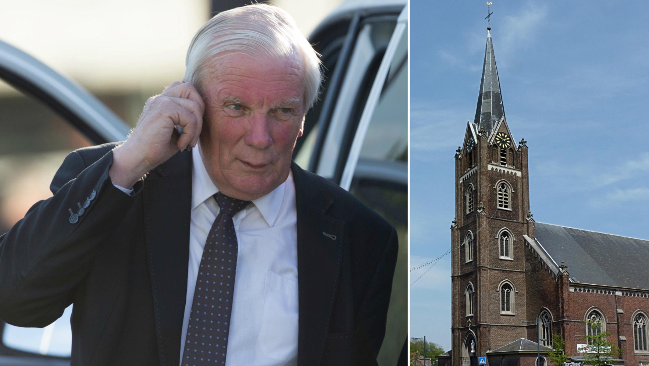 Les funérailles d'Alfred Gadenne auront lieu ce samedi à Luingne