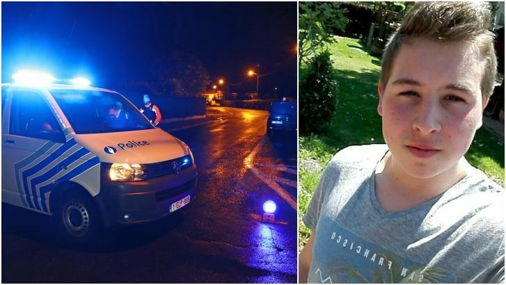 12/09/2017 - Mouscron: Meurtre d'Alfred Gadenne: l'homme arrêté serait Nathan Duponcheel