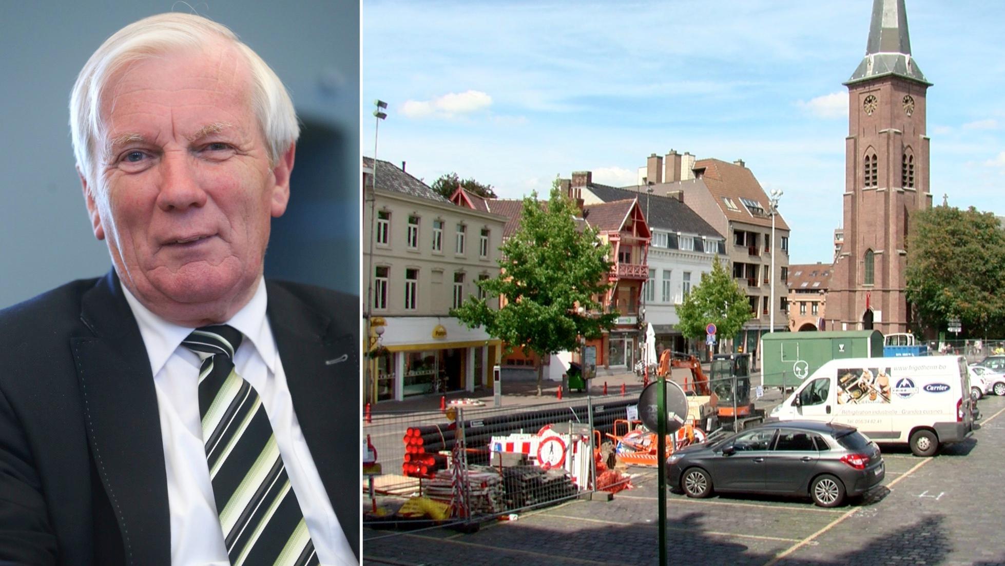 La future Grand-Place de Mouscron portera-t-elle le nom d'Alfred Gadenne ?