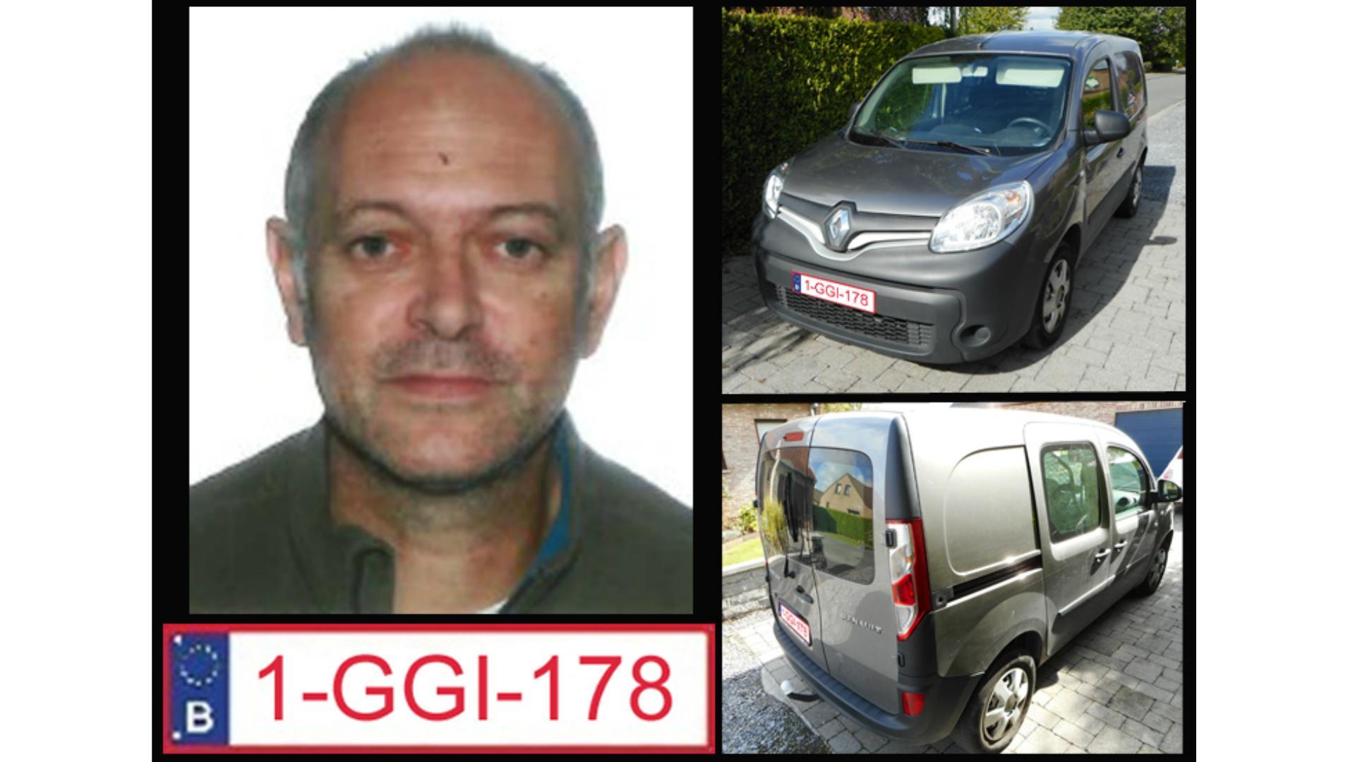 Le Tournaisien Pascal Delmote, âgé de 48 ans, a disparu