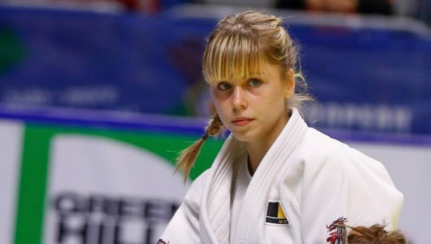 Lois Petit vice-championne d'Europe de judo