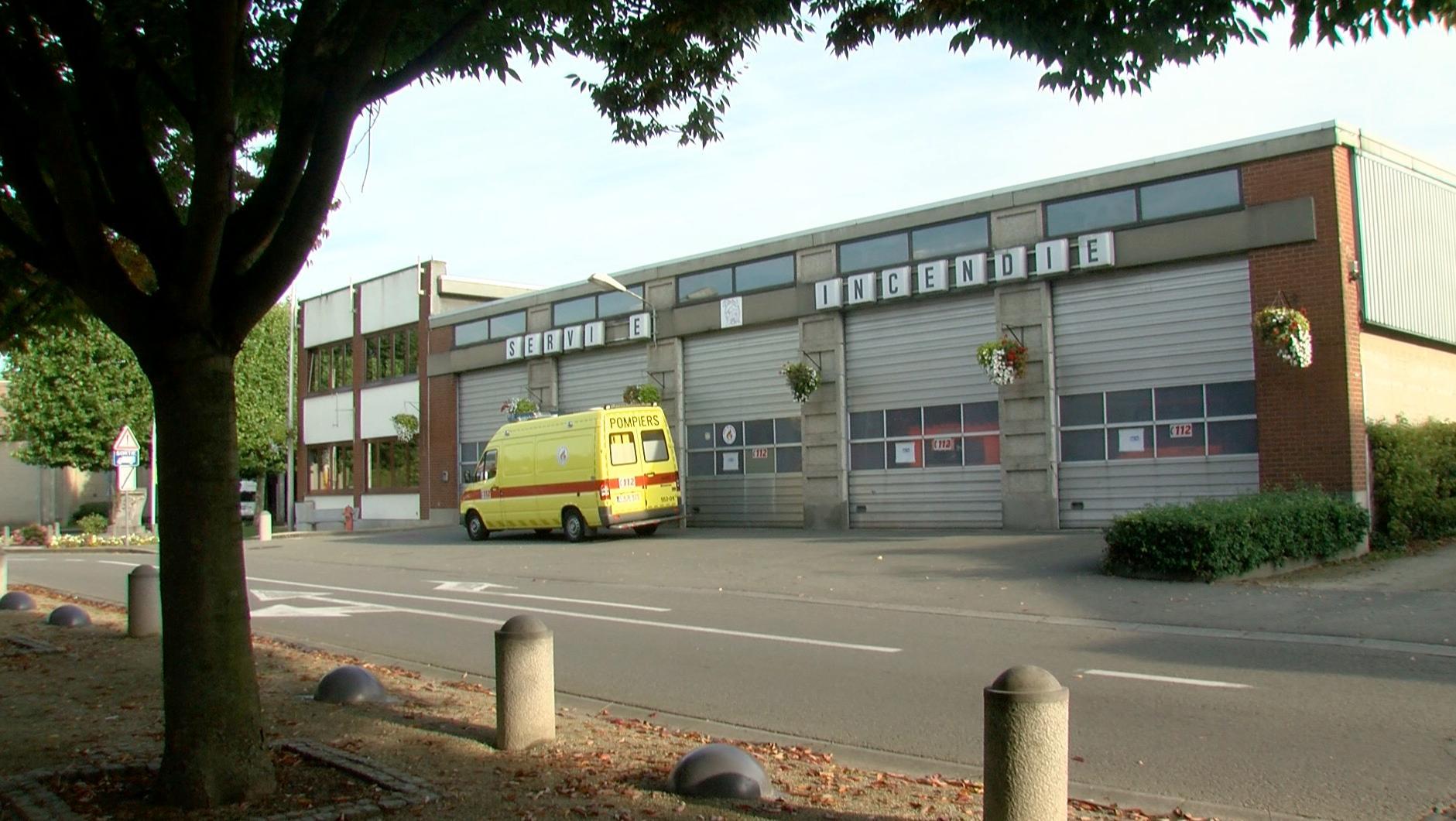 Cambriolage à la caserne des pompiers: du matériel et des milliers d'euros volés