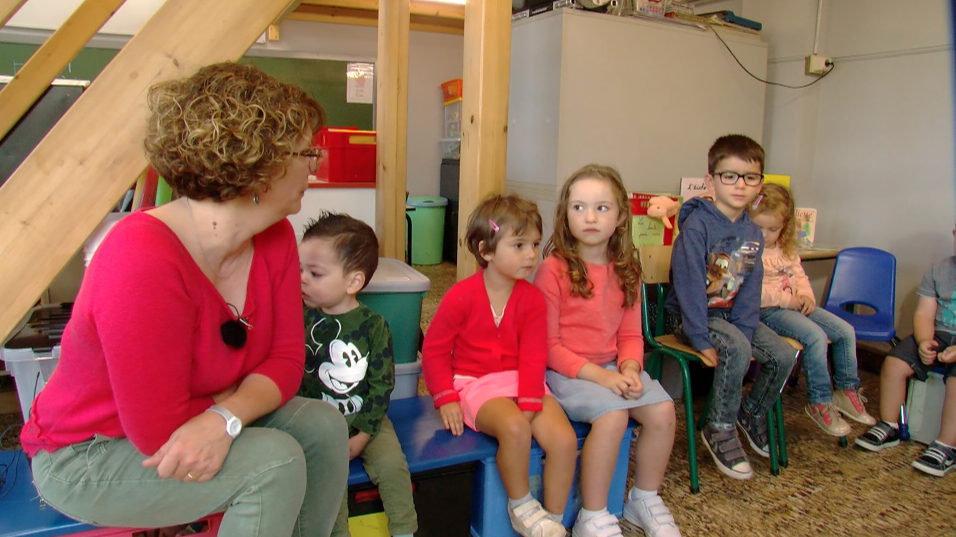 Madame Isabelle, une nouvelle institutrice à Ellignies-Sainte-Anne