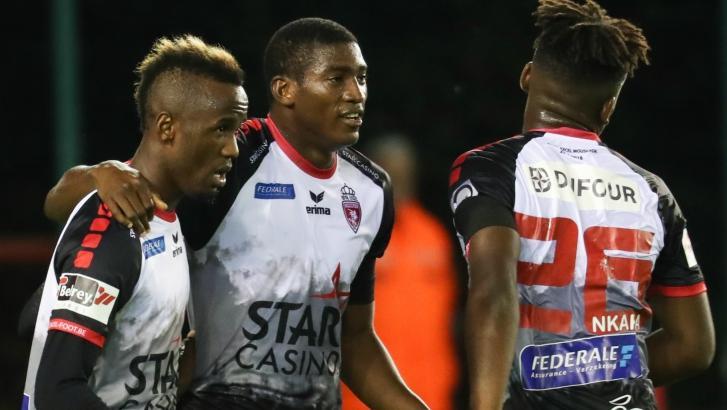 Coupe de Belgique: Mouscron - Charleroi en 1/8ème