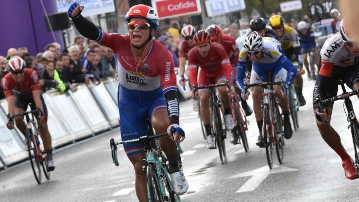 L'Eurométropole Tour en deux jours de course distincts