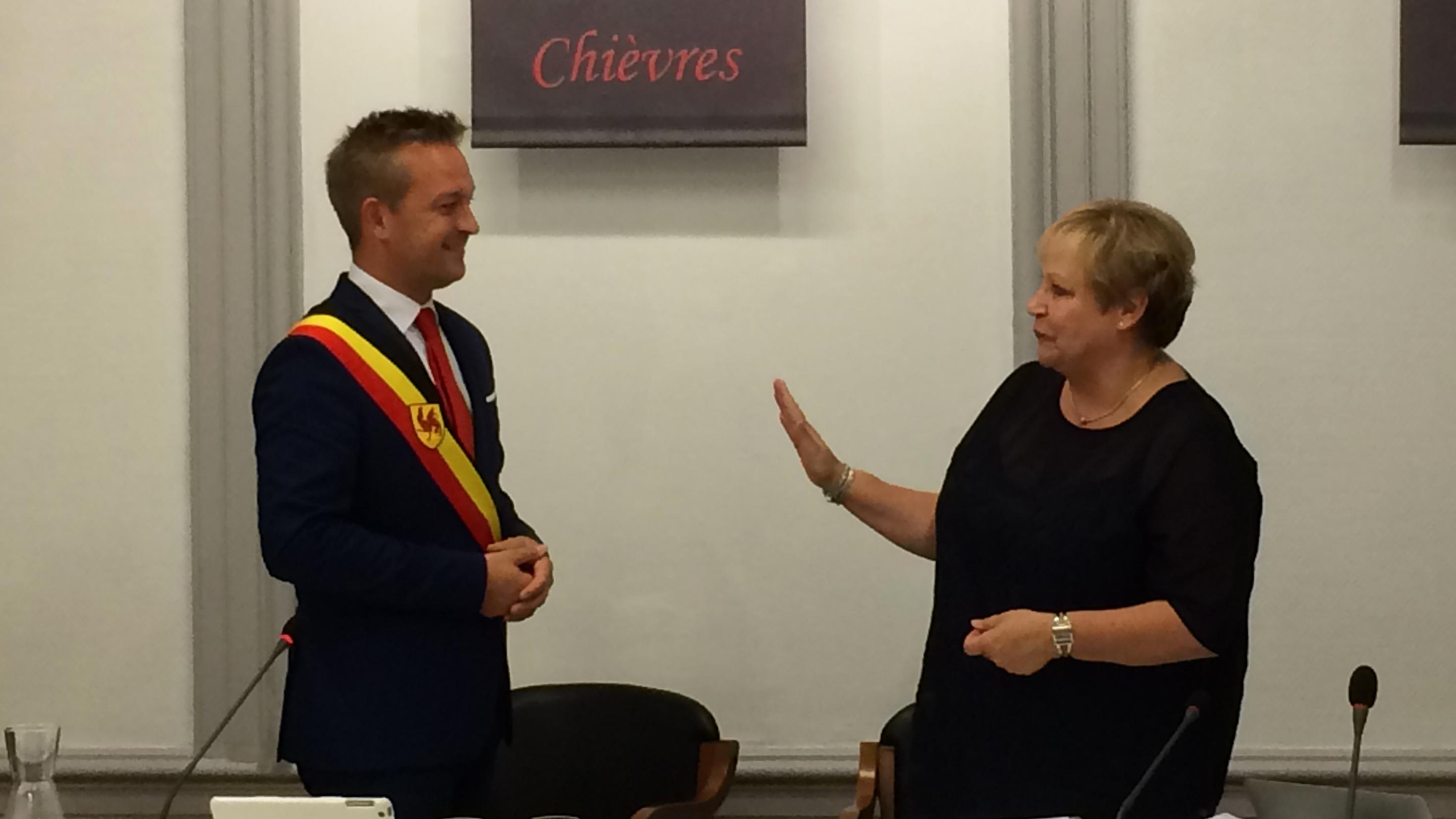 Marie-Line Vanwielendaele devient directrice générale