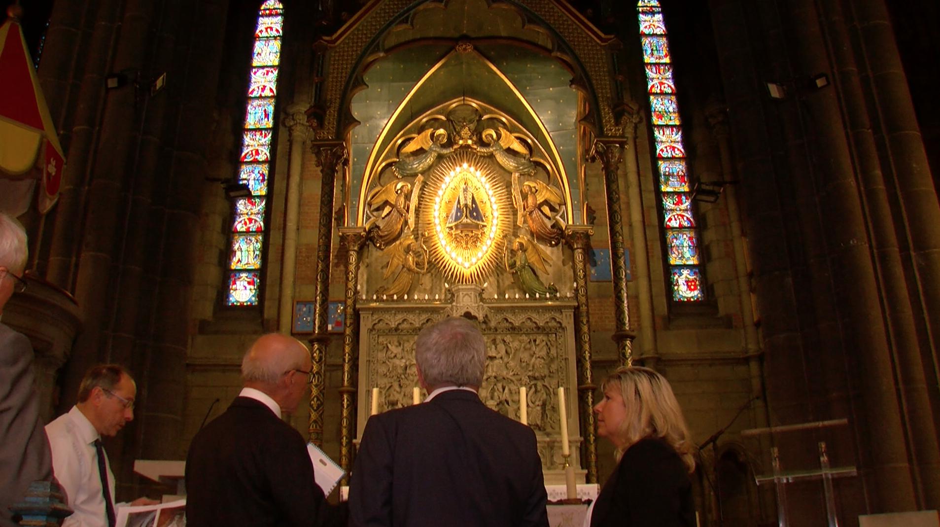 600.000 euros pour la restauration de la Basilique