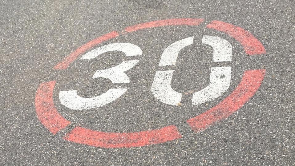 Rue Tour Notre-Dame : 56% des véhicules contrôlés en infraction
