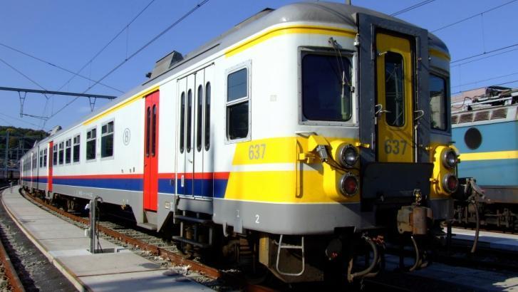 La circulation des trains interrompue entre Mouscron et Tournai