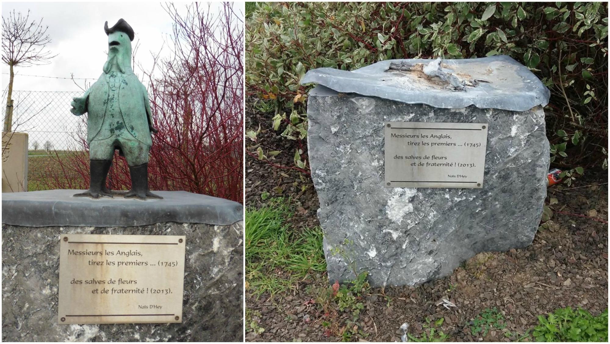 Qui a volé le coq du cimetière de Fontenoy ?