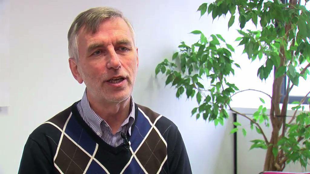 """Jacques Crahay, patron de COSUCRA, nominé pour le titre de  """"Manager de l'année"""""""