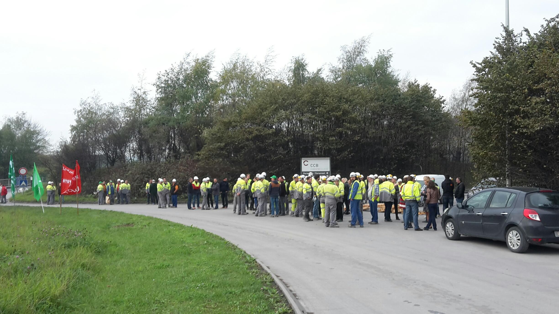 Menaces de licenciements à la CCB: la grève continue et s'intensifie