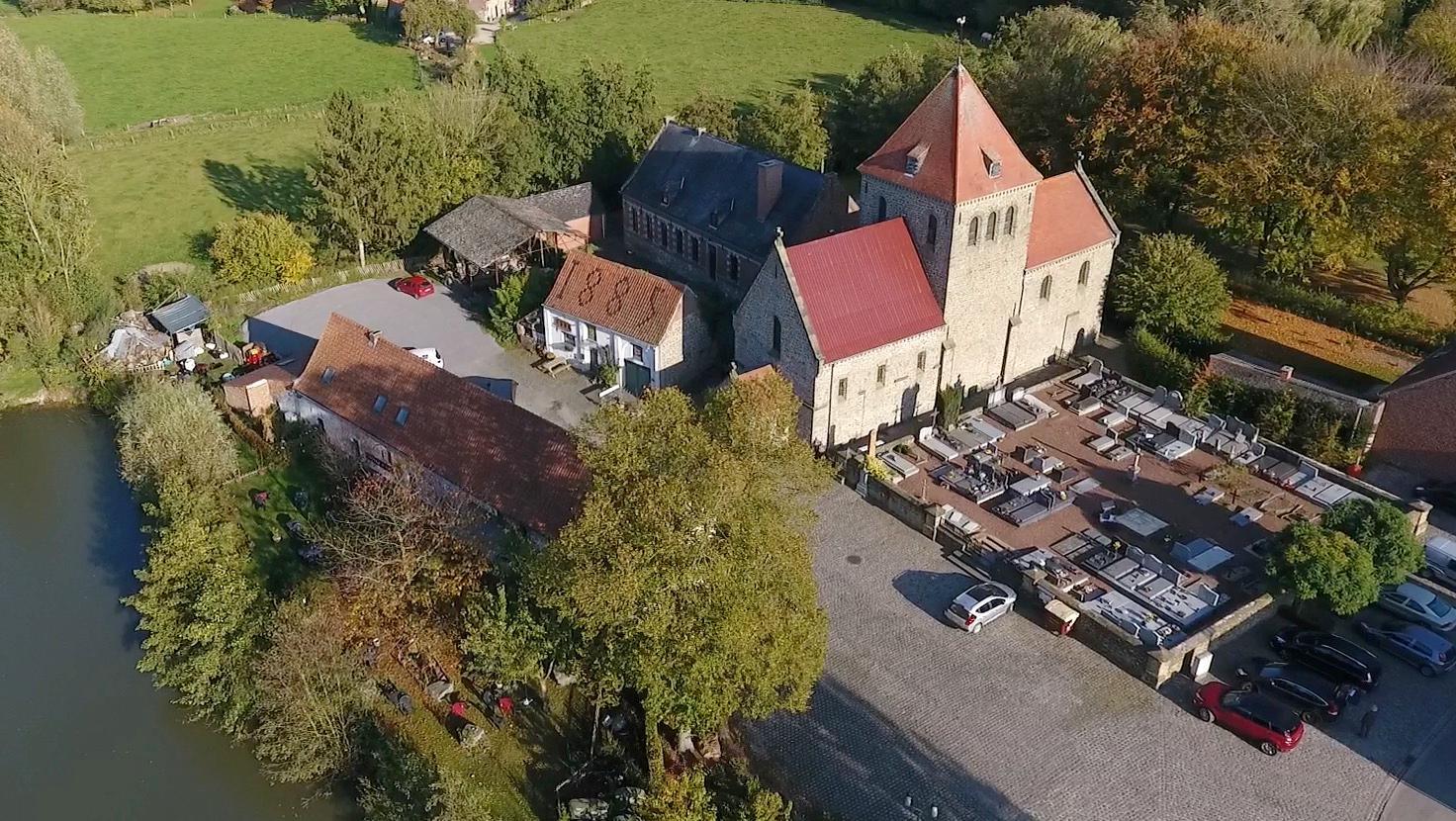 253.000 euros pour la rénovation de la toiture de l'église Saint-Géry