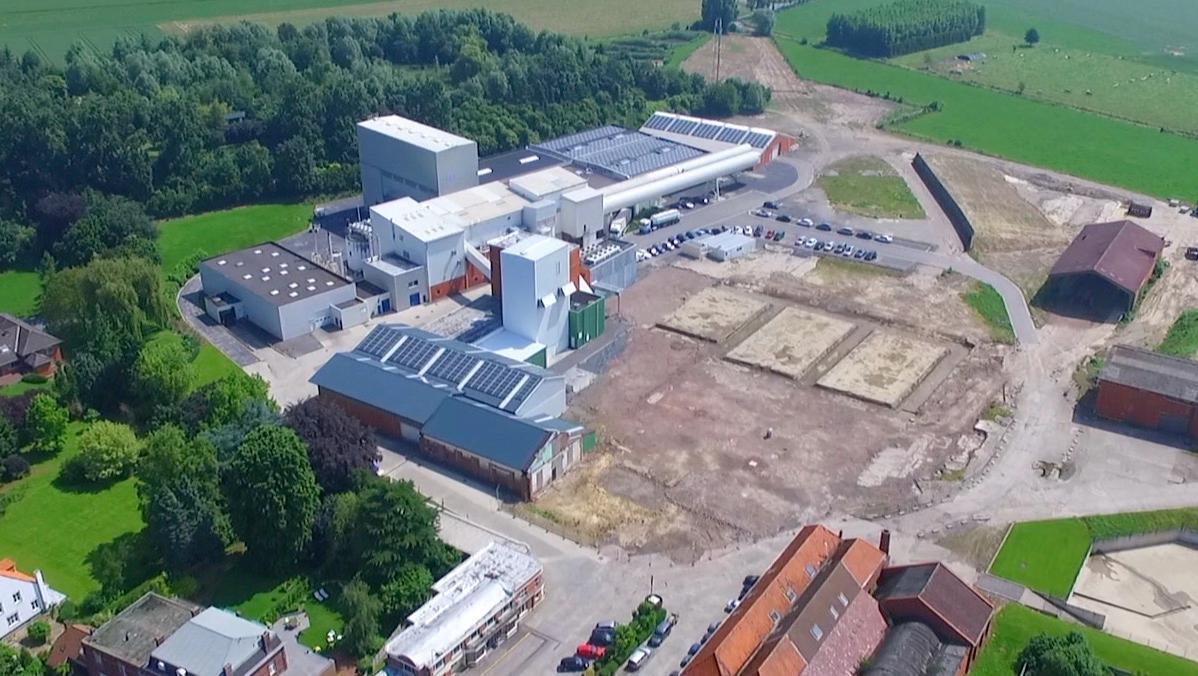 La sucrerie Couplet a investi 40 millions d'euros en 8 ans