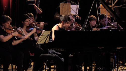 Concourt Dumortier, Concert de la lauréate 2014