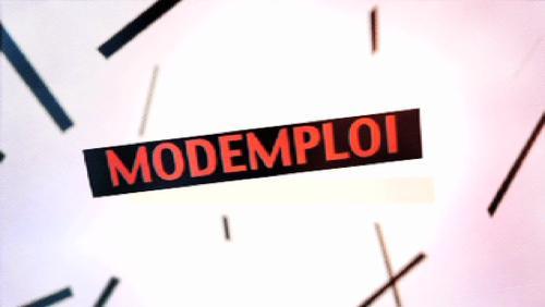 Mod'emploi - 08/01/15