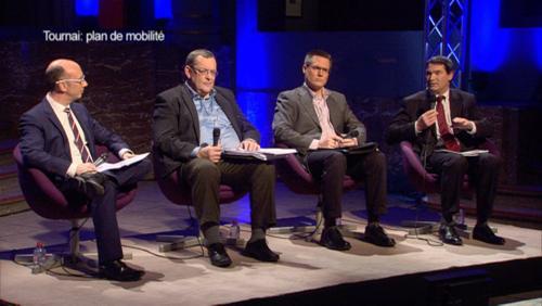 Dossier-débat sur le plan de mobilité