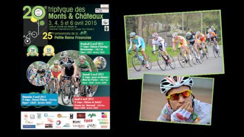 Deuxième journée pour le Triptyque des Monts et Châteaux ce samedi