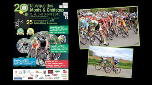 Des difficultés accrues pour la troisième étape du Triptyque des Monts et Châteaux