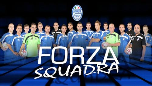 Forza Squadra - 16/04/15