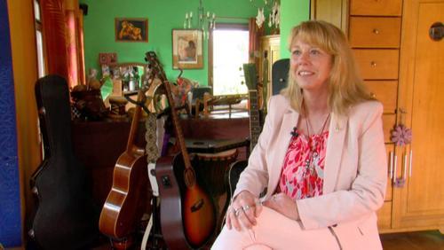Virginie Delzenne, femme orchestre