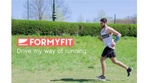 FORMYFIT, application mobile pour joggeurs