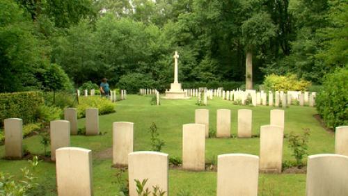 Les cimetières militaires bientôt classé à l'Unesco ?