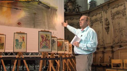 Bilan plus que positif pour l'exposition Dali de Michel NIezen