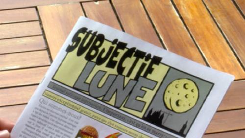 Un jeune tournaisien lance un journal satirique.