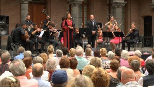 Les Inattendues: belle rencontre entre de jeunes musiciens belges et palestiniens