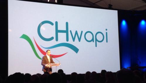Le nouveau CHWapi inauguré