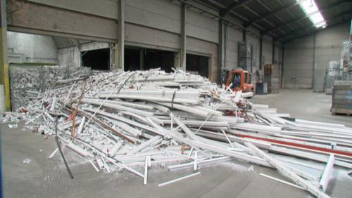 Rulo : le recyclage du PVC