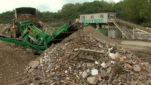 RECYHOC, des déchets pas si inertes que ça !