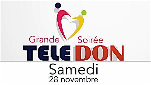 Samedi 28 novembre, journée de clôture du Télédon