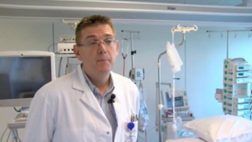 Télédon: le centre de transplantation du CHM