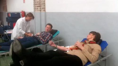 Le don de sang est aussi don de vie