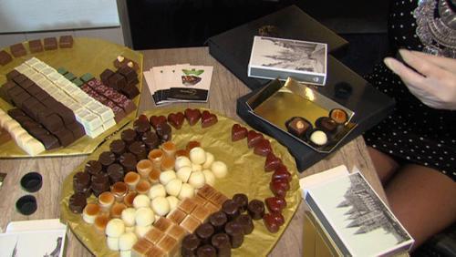 Tournai : sa cathédrale, ses chocolats...
