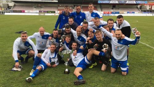 Templeuve remporte la coupe du Hainaut des réserves 2017