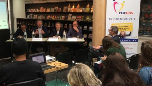 L'opération Télédon 2017 présentée à la presse