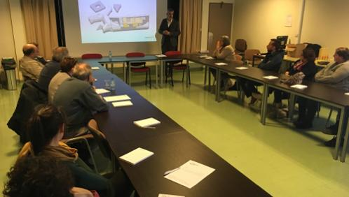 Le projet du futur hôpital du CHwapi présenté aux riverains